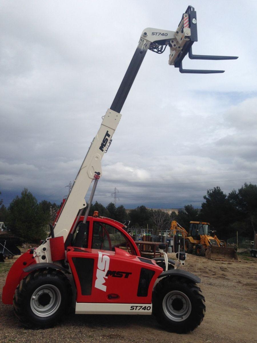 chariot elevateur telescopique mst neuf - rognac
